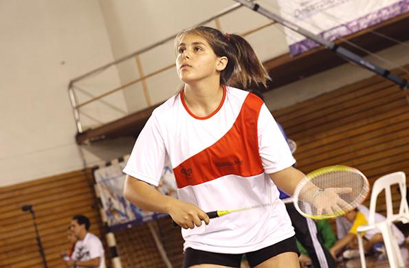 Imagen de Paloma en los Juegos Evita