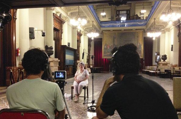 La nueva serie televisiva se emitirá los martes a las 22:30 hs por Canal Encuentro.