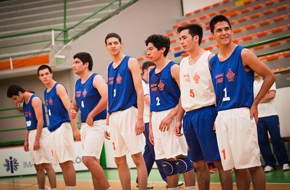 Gonzalo López tiene 18 años, nació en Mendoza pero vive el San Luis capital.