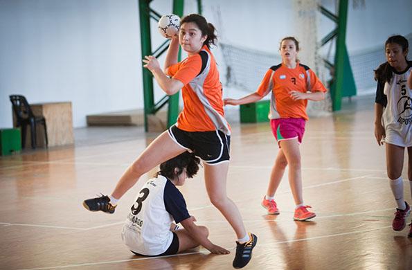 Es la segunda vez que participa de los Juegos Nacionales Evita representando a Tierra del Fuego.