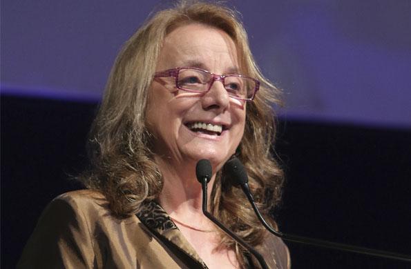 La ministra de Desarrollo Social, Alicia Kirchner participó de la actividad.