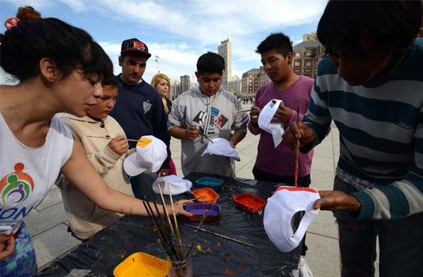 En 2006 se incluyó en área Cultura a los Juegos Evita con disciplinas artísticas y culturales.