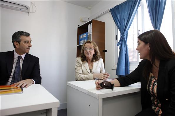 El Convenio es para implementar el nuevo Tren de Desarrollo Social y Sanitario.