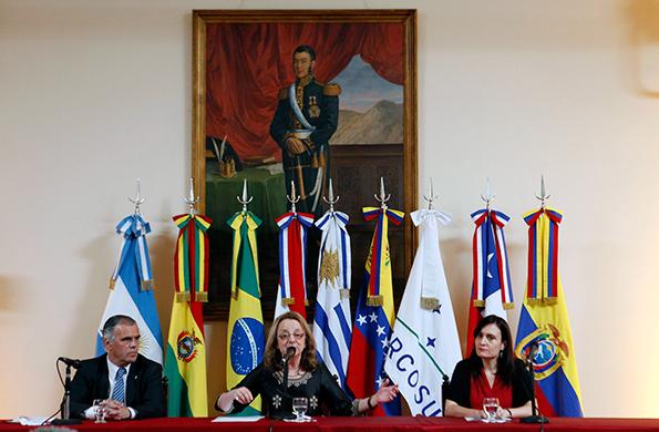 Alicia Kirchner destacó la importancia de la unidad regional.