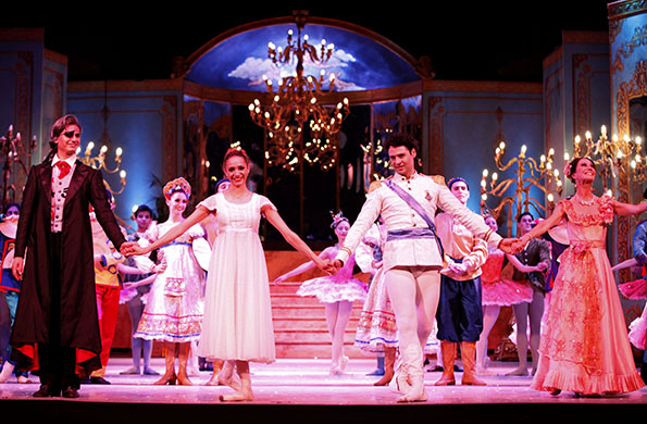 Del 22 al 27 de noviembre Danza por la Inclusión se presenta en el Teatro Coliseo.