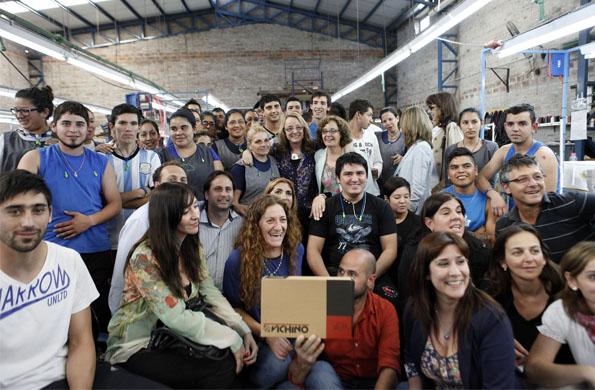En Rosario recorrió el Operativo Socio Sanitario Ambiental, que está cumpliendo su tercera etapa.