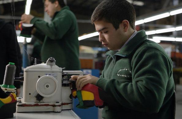 Calzados Vichino es un emprendimiento de Santa Fe.