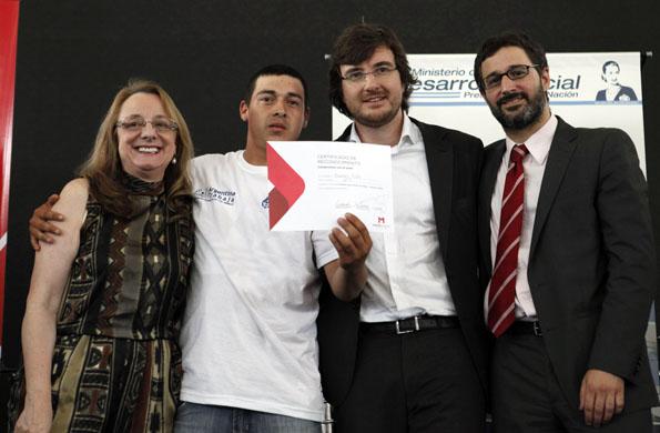Durante la jornada se entregaron reconocimientos a representantes de cooperativas.