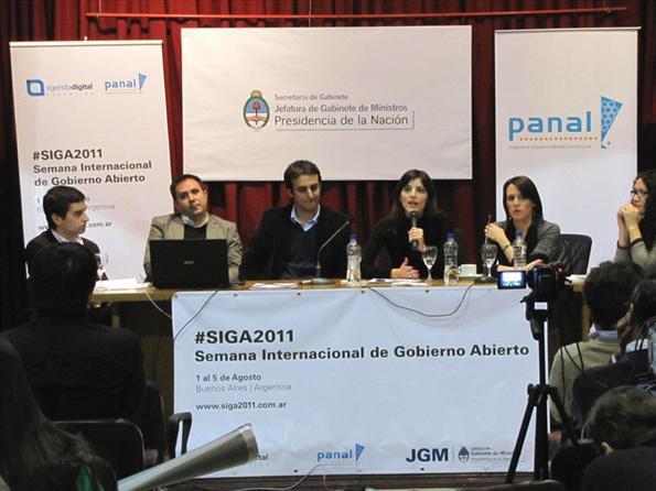 El Ministerio compartió la mesa con la OIJ de España, el Instituto Gestar y Gobierno Local.