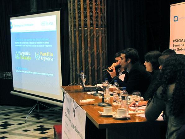 Acceso a la información, transparencia, participación y accesibilidad web fueron los ejes expuestos.
