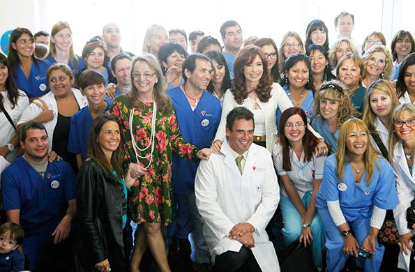 También se remodelará el hospital de Puerto Iguazú en Misiones.