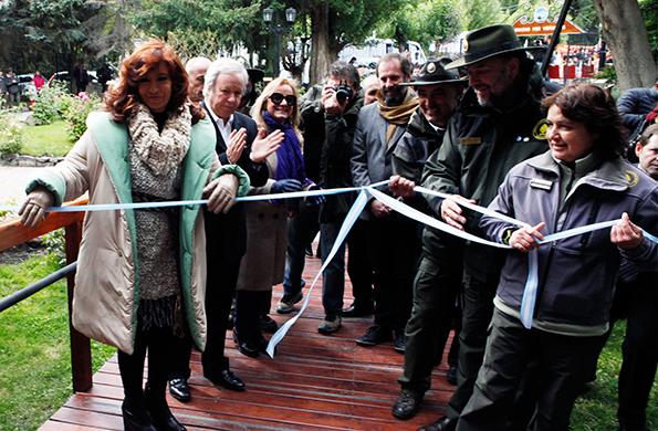 Durante la actividad también se realizó una videoconferencia con Buenos Aires y Córdoba.
