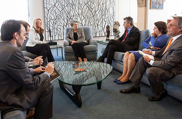 La ministra Alicia Kirchner participó de la reunión anual del programa MOST de la UNESCO.