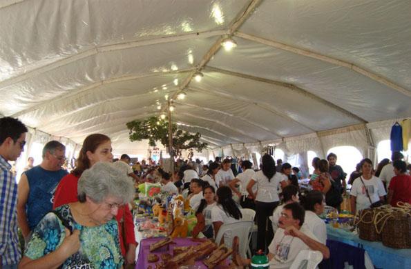 A la feria concurrieron más de 550 emprendedores de la economía social de Misiones.