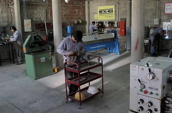 La fábrica está ubicada en la capital provincial de Jujuy.