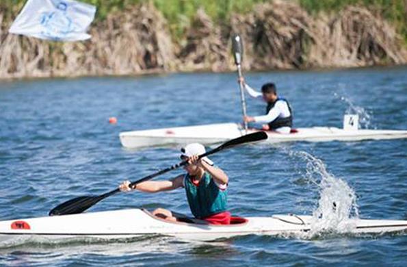 El canotaje es uno de los deportes que se incorporó a esta nueva edición de los Juegos.