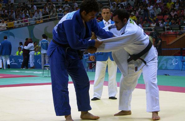 Lencina representará a nuestro país en los Juegos Paralímpicos de Londres 2012.