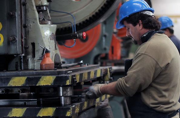 La fábrica recuperada está ubicada en Monte Grande en la provincia de Buenos Aires.