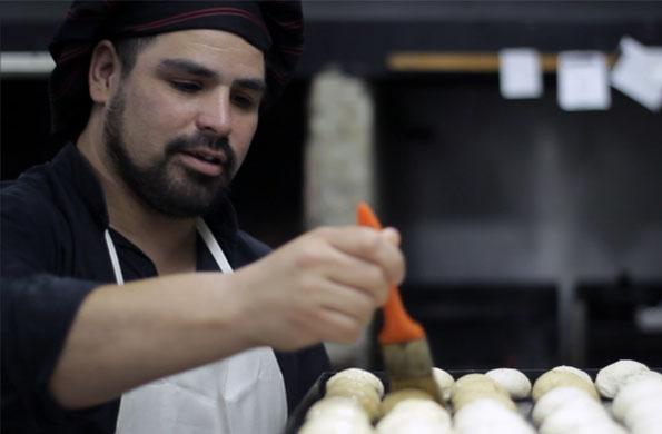 La cooperativa de trabajo El General realiza comidas caseras, panadería, pastelería y pastas.