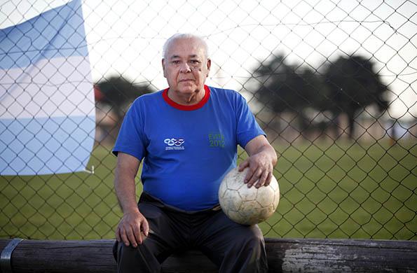 Este año Solís tratará de revalidar su título nacional de tejo en los Juegos Evita.