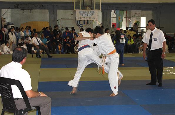 Jóvenes judocas de todo el país participaron de las finales de los Juegos Evita en Mar del Plata.