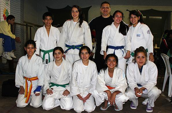 El judo es una de las siete disciplinas que se incorporaron este año a los Juegos Nacionales Evita.