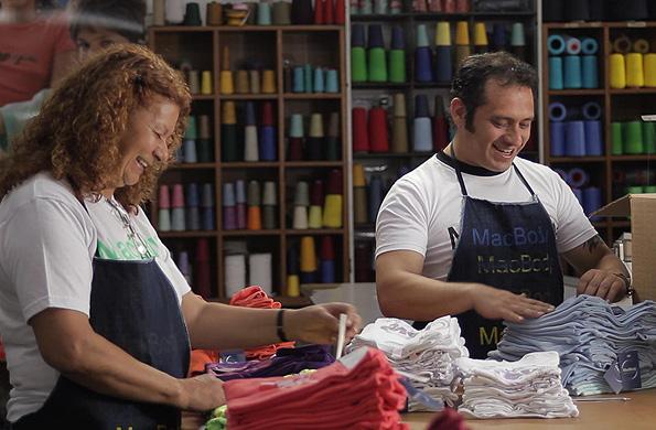 Se dedica a la fabricación de indumentaria para niñas, niños y jóvenes.