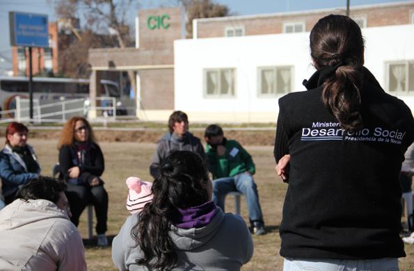 Los CIC representan construcción, organización y participación colectivas.