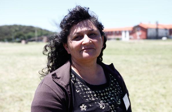 Juana Luisa Morales integra la Mesa de Gestión Local de 25 de Mayo, provincia de San Juan.