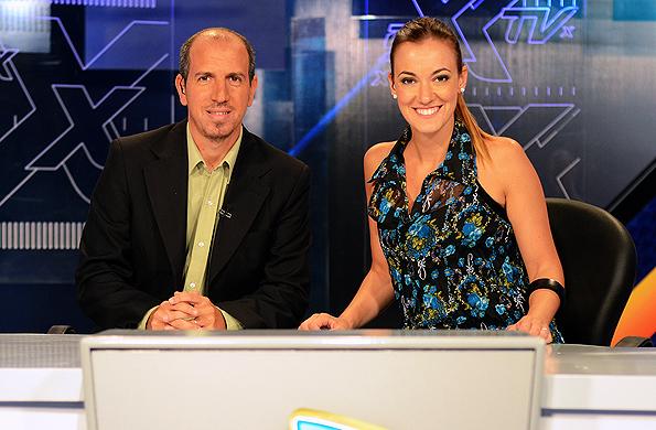 DEPORTV Noticias. Conducen Román Iucht y Gabriela Previtera de lunes a viernes a las 16 hs.