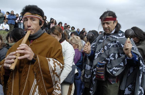 Cuatro pueblos originarios fueron incorporados al Registro Nacional de Comunidades Indígenas.