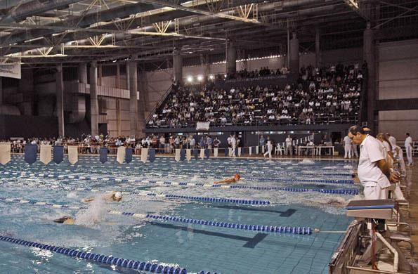 Deportistas de todo el país entrenan en las instalaciones del CeNARD.