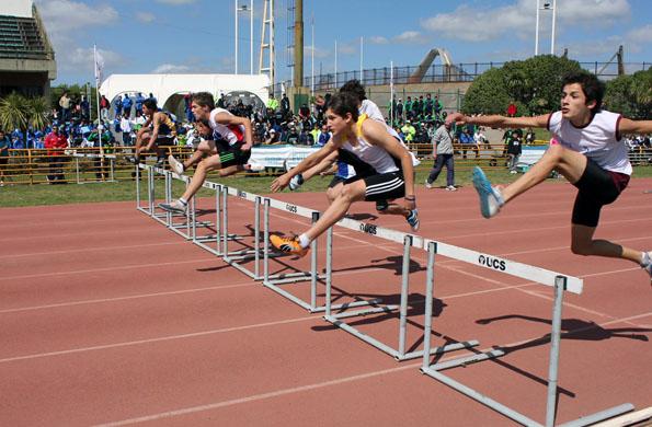El año pasado se inauguró una nueva pista de atletismo en la ciudad de Mendoza.