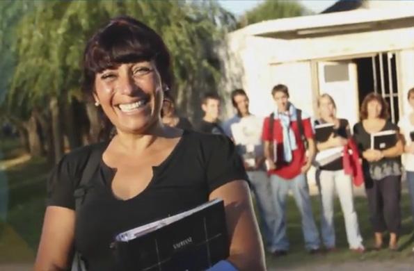 """Ayer, la Presidenta lanzó Ellas Hacen, una nueva etapa del programa """"Argentina Trabaja""""."""