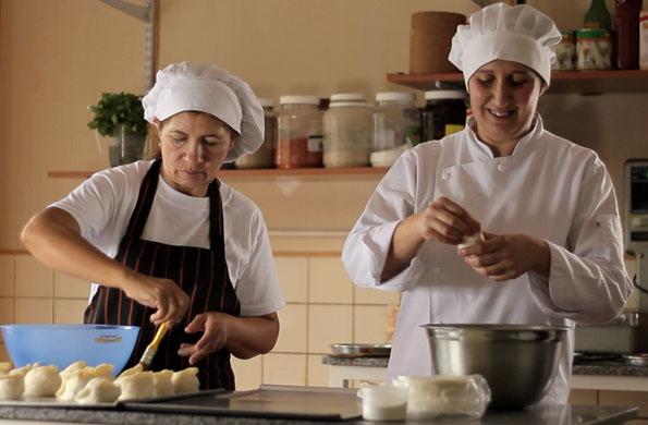 La iniciativa ofrece productos gastronómicos.