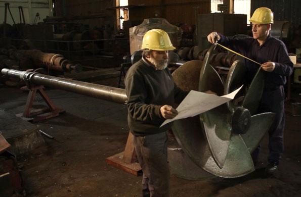 imagen ilustrativa trabajadores Standard Motor