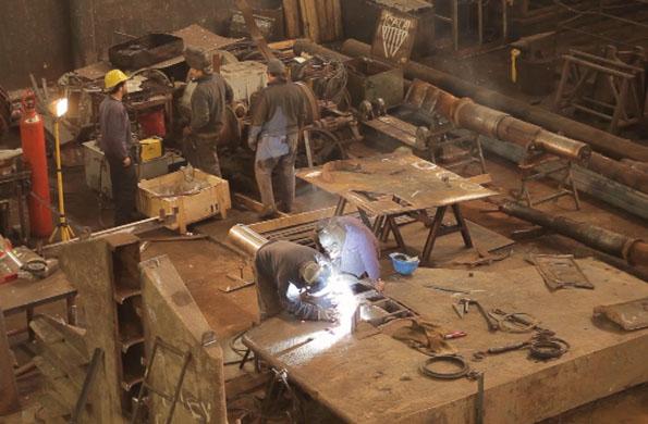 El emprendimiento funciona en La Boca, ciudad de Buenos Aires.