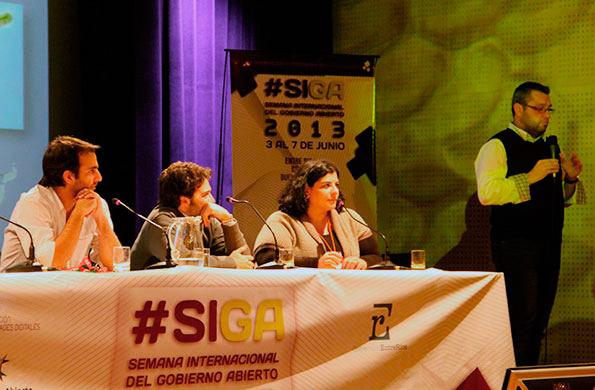"""El panel en el que participó Desarrollo Social fue """"Experiencias Multinivel de Gobierno Abierto""""."""
