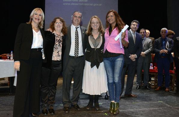 La actividad tuvo lugar en el Teatro El Nacional de la ciudad de Buenos Aires.