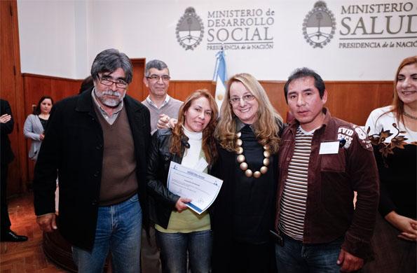 El encuentro constituyó un espacio participativo y de intercambio para los cooperativistas.