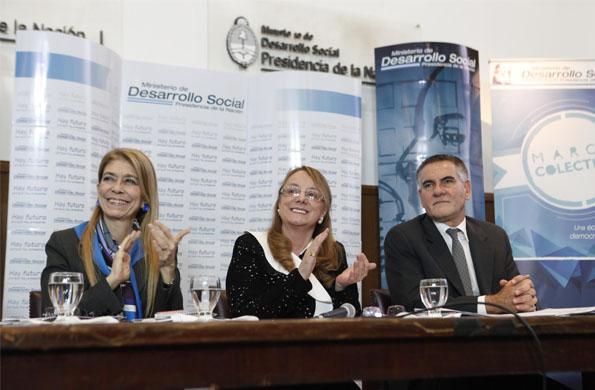 La ministra Alicia Kirchner inauguró por videoconferencia un Centro de Atención Primaria de la Salud.