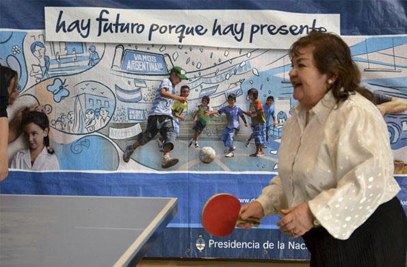 Se realizó la jornada de promoción del buentrato hacia los adultos mayores en Río Gallegos.
