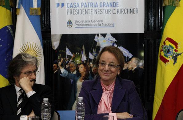 Se dieron a conocer los tres ganadores de la quinta edición de las becas Presidente Néstor Kirchner.
