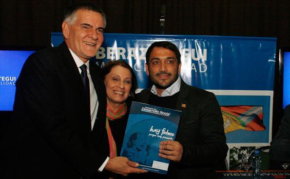Participó el secretario de Coordinación y Monitoreo Institucional, Carlos Castagneto.