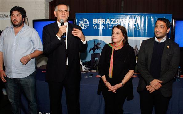 La actividad tuvo lugar en el partido de Berazategui.