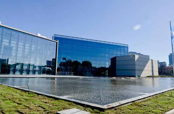 Museo Malvinas e Islas del Atlántico Sur en el predio de la ex ESMA.