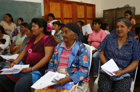 Los trabajadores pueden alfabetizarse y/o terminar sus estudios.