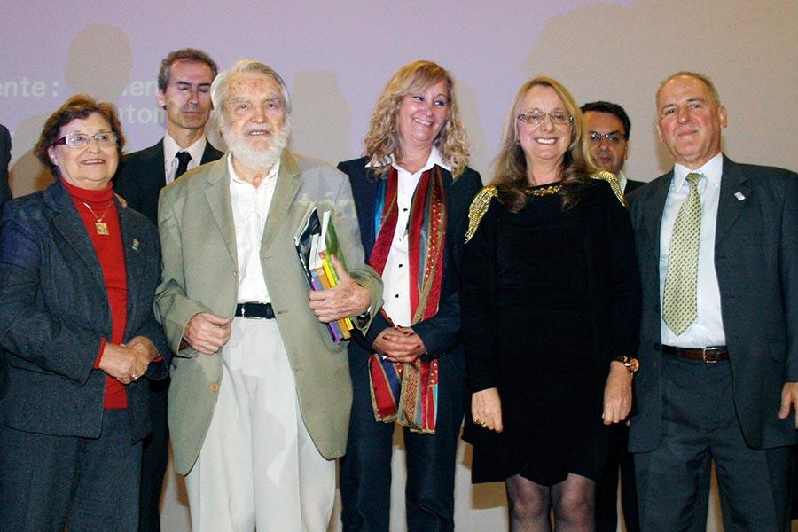 Alicia Kirchner durante la apertura de la Carrera de especialización en políticas de niñez.