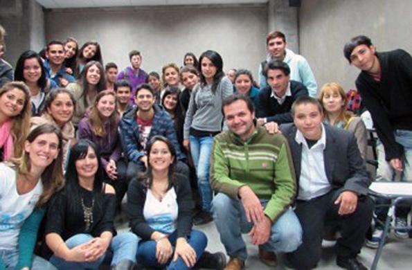 Se realizaron talleres sobre derechos comunicacionales en la provincia de Mendoza.