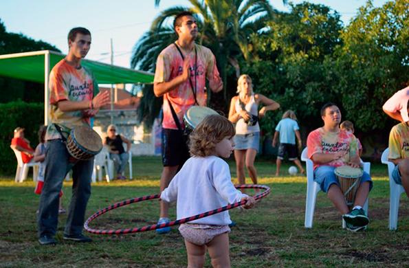 El objetivo es promover los lazos sociales entre las familias y disfrutar de un verano distinto.